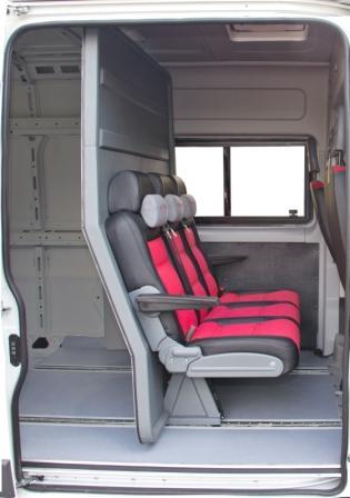Грузопассажирский фургон Fiat Ducato. Новый грузопассажирский микроавтобус 2015.