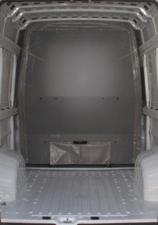Грузовой цельнометаллический фургон Фиат Дукато. Трансформация в грузопассажир 6 мест.